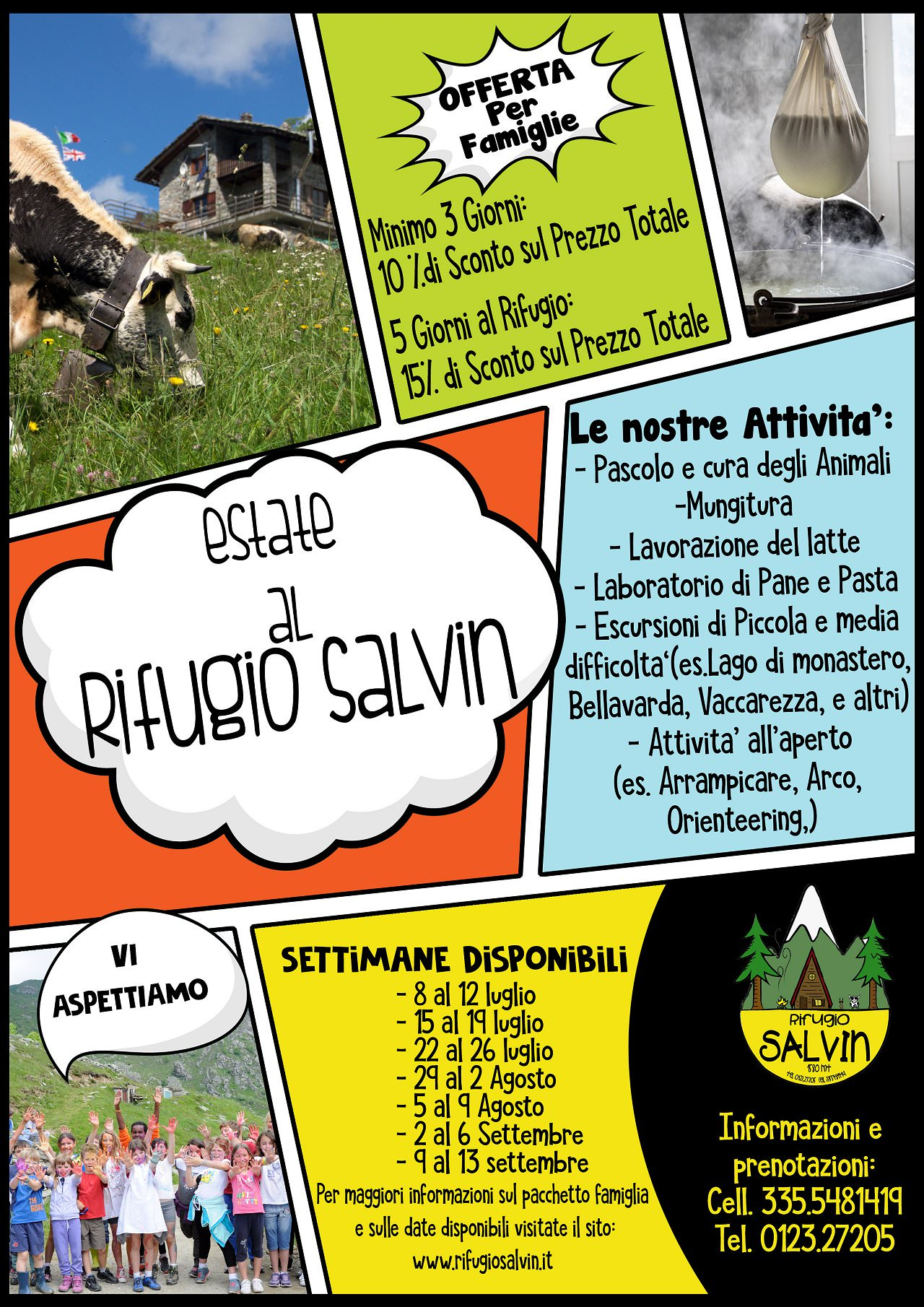 Salvin Family summer advert (002)